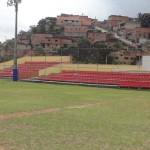 O campo se localiza em uma das entradas do Aglomerado da Serra Crédito: Pedro Lucchesi
