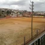 O Campo do Inconfidência Esporte Clube fica na rua Jundiaí, 289, no bairro Concórdia Crédito: Pedro Lucchesi