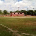 O campo do Santa Cruz Futebol Clube fica na divisa dos bairro Santa Cruz e Palmares Crédito: Pedro Lucchesi