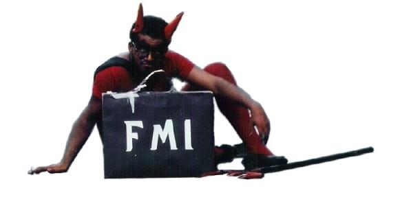 Capetalismo e sua maleta do FMI