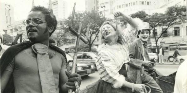 Capetalismo e Corruptina, em Belo Horizonte, 1990