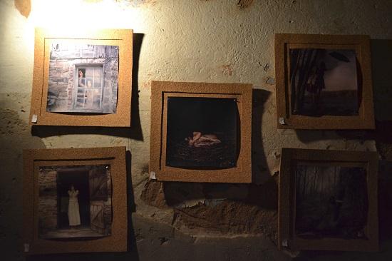 Fotos da exposição Sentimentologia: entre cores e sentimentos