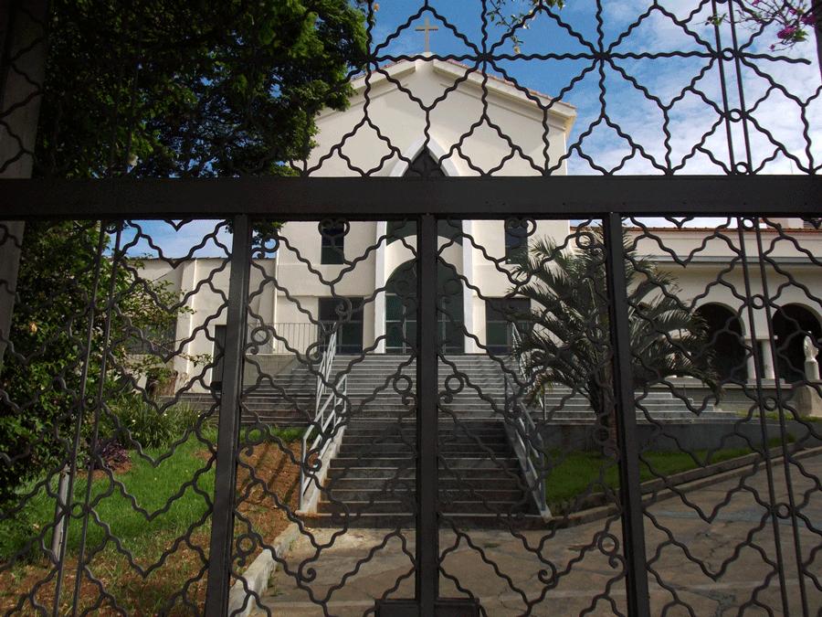Convento-Nossa-Senhora-de-Aprecida-BH